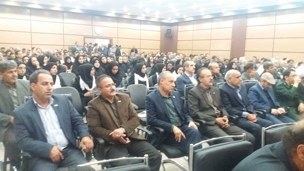 Photo of برگزاری مراسم گرامیداشت روز دامپزشکی در مشهد