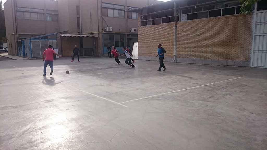 هفته تربیت بدنی در موسسه رازی مشهد