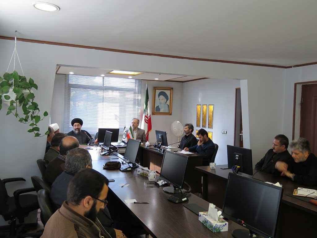 Photo of برگزاری مراسم دهه آخر صفر در مؤسسه تحقیقات واکسن و سرم سازی رازی شعبه شمال شرق