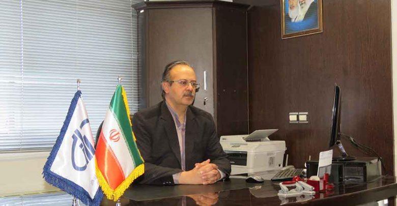 تصویر رئیس مؤسسه رازی مشهد