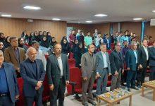 Photo of حضور رئیس سازمان دامپزشکی کشور در جمع دانشجویان دامپزشکی دانشگاه فردوسی مشهد