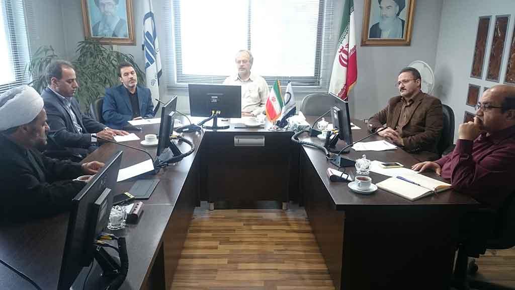 Photo of برگزاری جلسه شورای فرهنگی