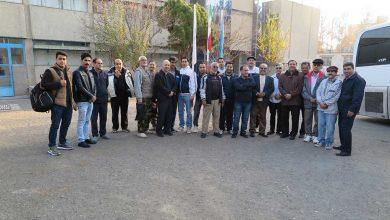 Photo of اردوی کویر نوردی گرامیداشت هفته بسیج