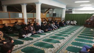 Photo of مراسم عزاداری ایام شهادت حضرت فاطمه زهرا(س)