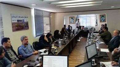 Photo of برگزاری کارگاه نرم افزارهای Mendele و prezi